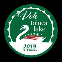 Vote Toluca Lake